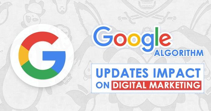 How Changes in Google Algorithms Impact the Online Market