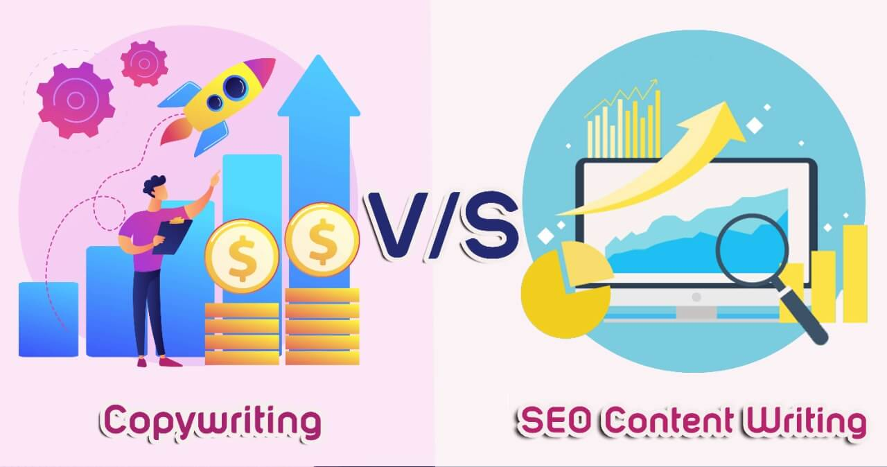 SEO Content Writing and SEO Copywriting: What's the Difference?