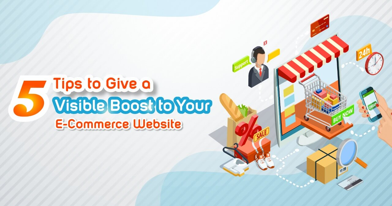 5 SEO-Friendly Tips that Noticeably Improve E-Commerce Sales