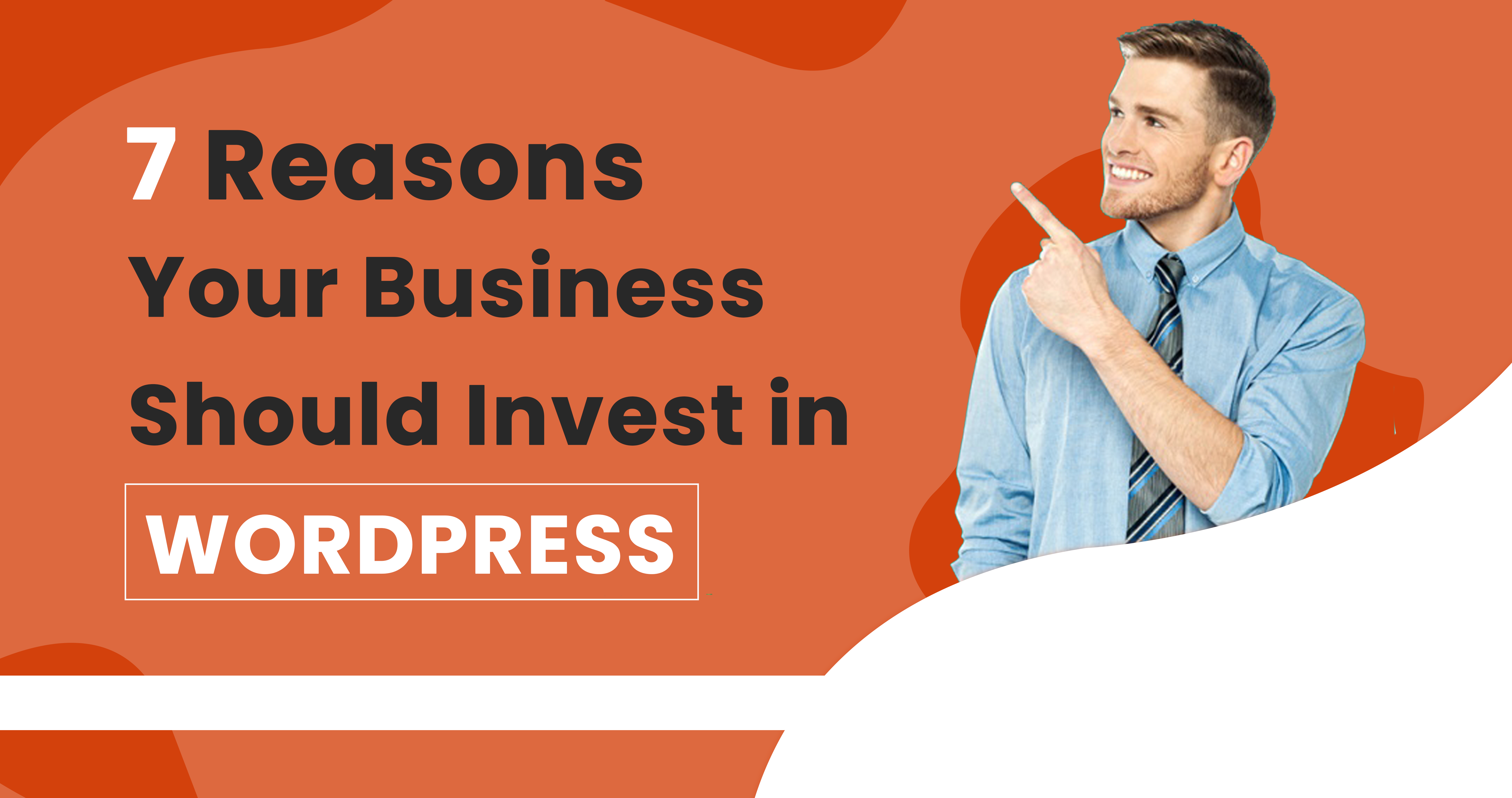 These 7 Reasons Prove WordPress is Ideal for Businesses